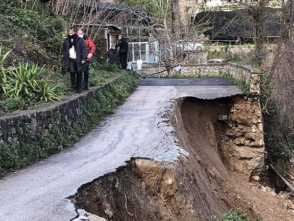 """Dissesto idrogeologico: pericoli """"minori"""", preludio ai disastri"""